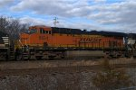 BNSF ES44C4 6934 trails on 24K