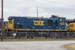 CSX MP15T #1222