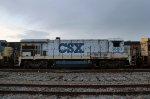 CSX B36-7 #5888