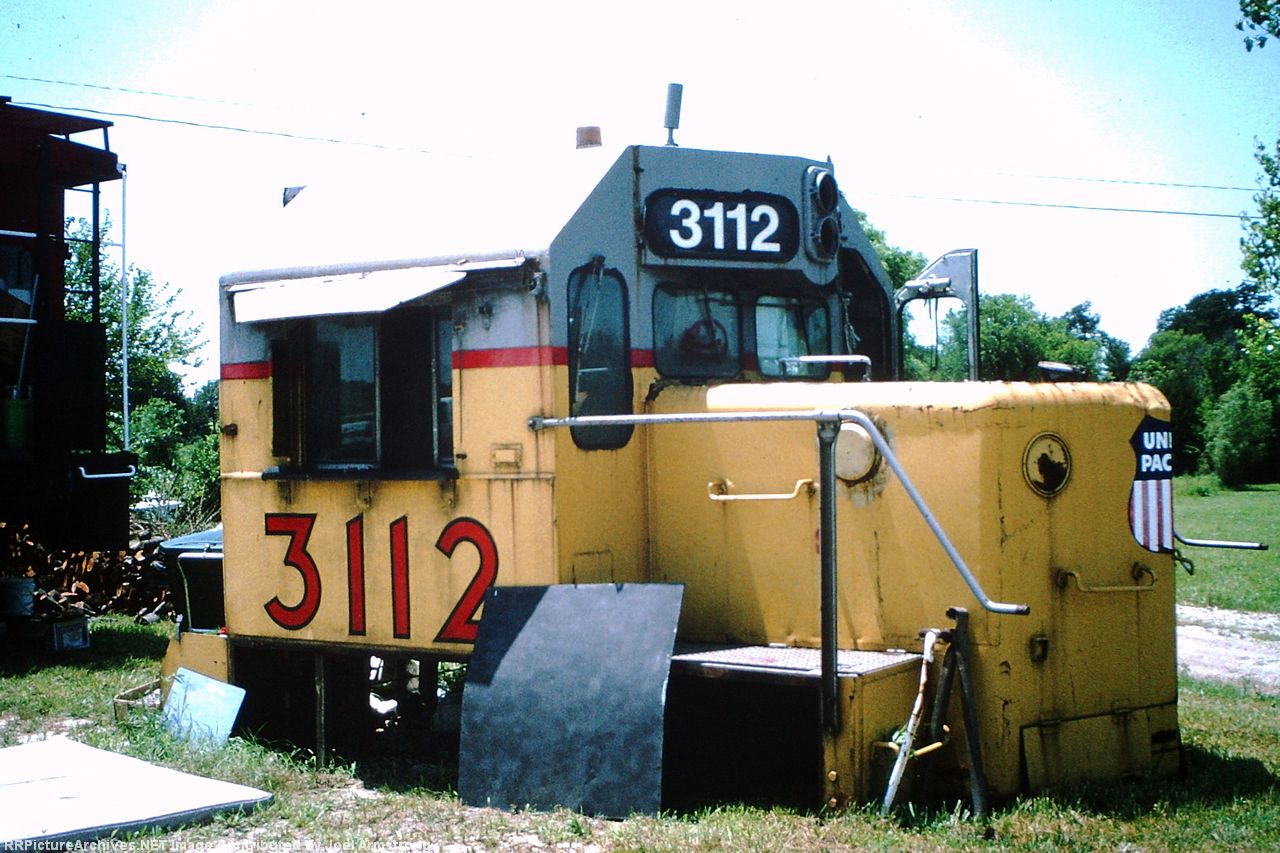 UP 3112