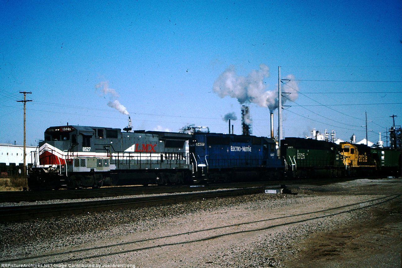 LMX 8527