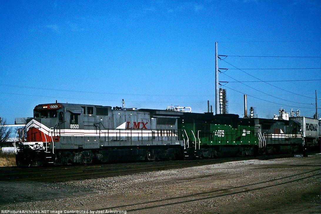 LMX 8500