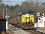 Mar 4, 2006 - CSX 22 leads on train N115