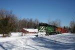 Plodding Along Through the Snow