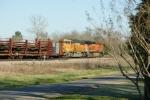 BNSF 8939, 7565 - CWR Train