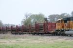 BNSF 8939 - CWR Train
