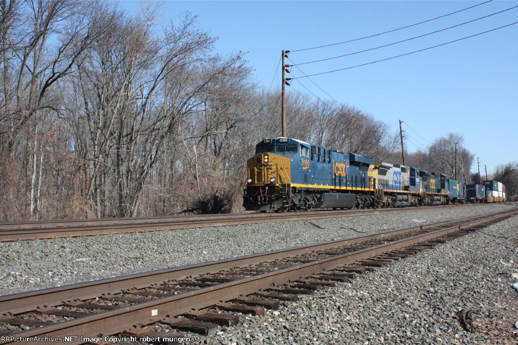 q 008 south bound intermodal 10:30 am pic (1)