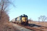 CSX Grain train.