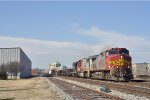 BNSF 789 On CSX S 507 Southbound