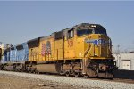 UP 5081 On CSX Q 243 Eastbound