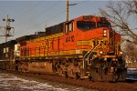 BNSF 4410 On NS 143 South