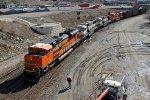 All EMD on a empty coal drag,