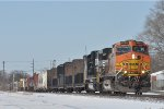 BNSF 4783 On NS 143 Eastbound