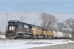 NS 8705 On NS 42 D Eastbound