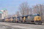 CSXT 5317 On CSX Q 365 Eastbound