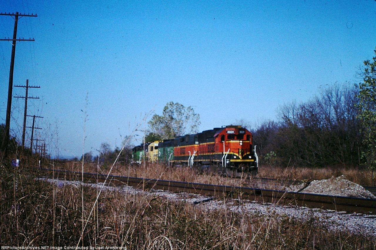 BNSF 3031