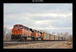 BNSF 7469 & 5176