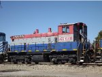 Ex SP unit and also ex Rail America to boot