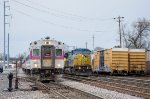 Passengers for Boston meet freight for Maine at CPF-BY (Bleachery)