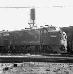 N&W 3703