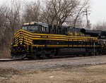 NS 8100 (Nickel Plate Road Heritage Unit)