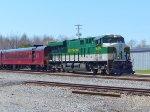 NS 8099 headed to Oneida, TN