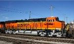 New BNSF 8081