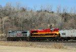 "WB KCS ""Chicken"" train"