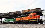 BNSF-UP Over-Under