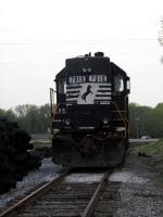 NS 7018 Train # 94T