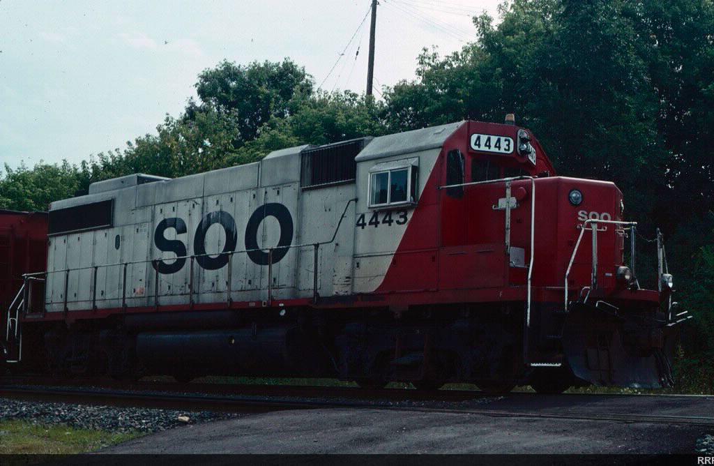 SOO 4443