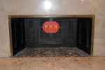 PRR in the fireplace