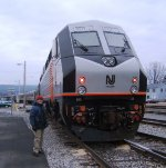 Dad and NJT 4003