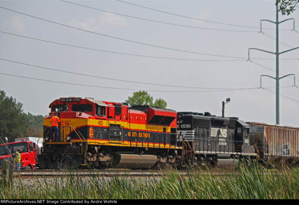 CP 287's colorful foreign power gets refueled
