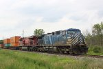 CEFX 1053 on EB intermodal 198 is my second Bluebonnet leader of the day