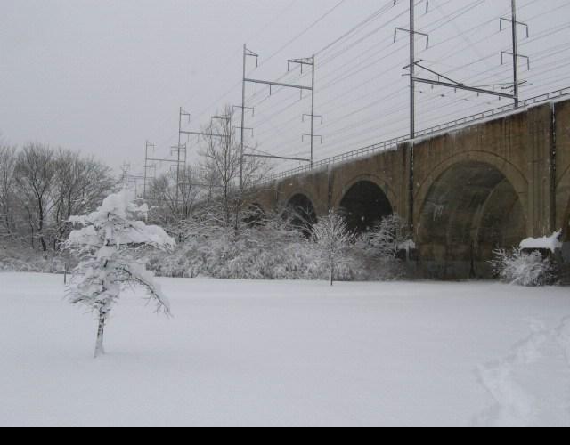 The Raritan River Viaduct
