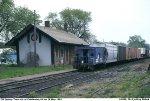 Conrail Quincy turn