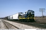 Coe Rail interchanging