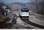 Amtrak at Ann Arbor