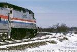 Amtrak eastbound