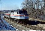Amtrak Michigan