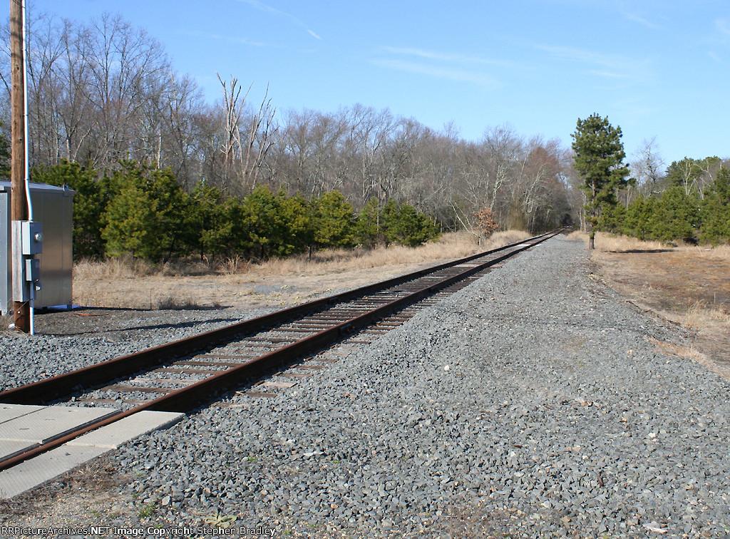 Former CNJ track