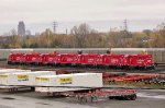 7 Rebuilt CP GP20C-ECO's in Bison Yard