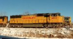 UP 4053 leading a CSX EB Intermodal