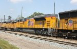 UP 8822 - Union Pacific