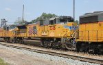 UP 8386 - Union Pacific