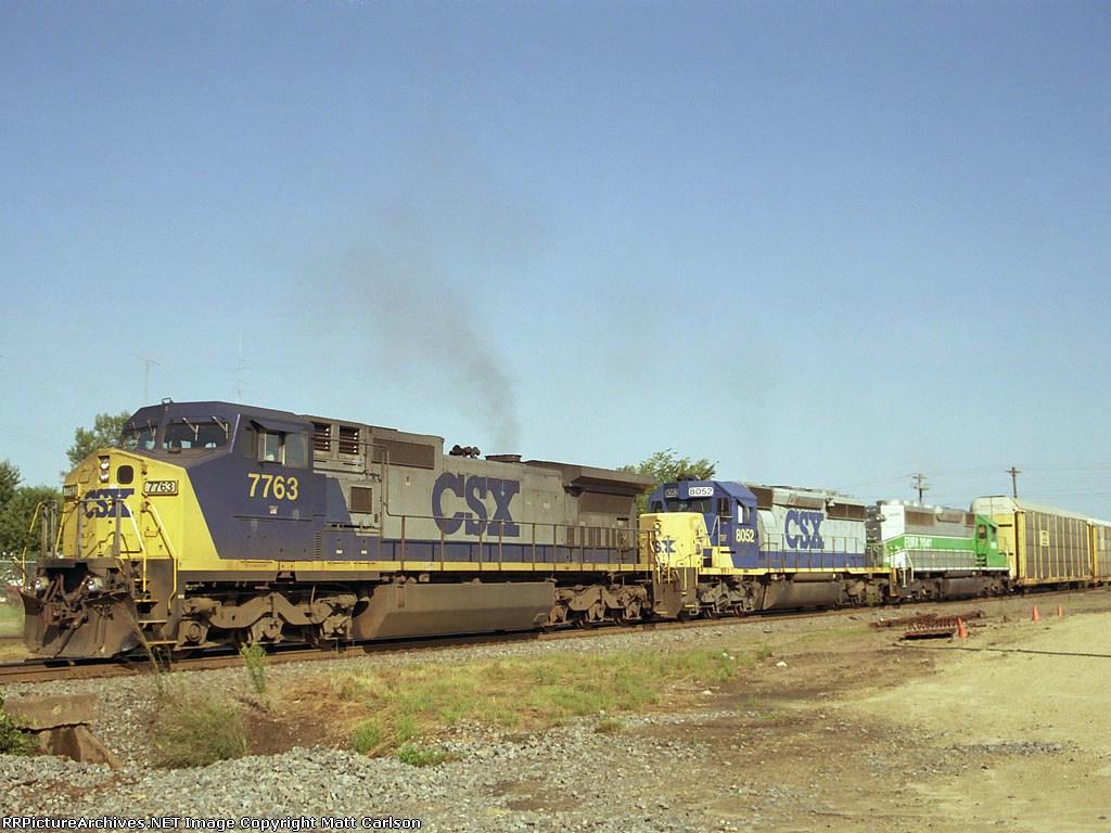 CSX 7763