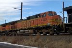BNSF C44-9W 4598 trails on 24K
