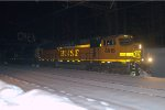BNSF SD70MAC 8916 leads K048