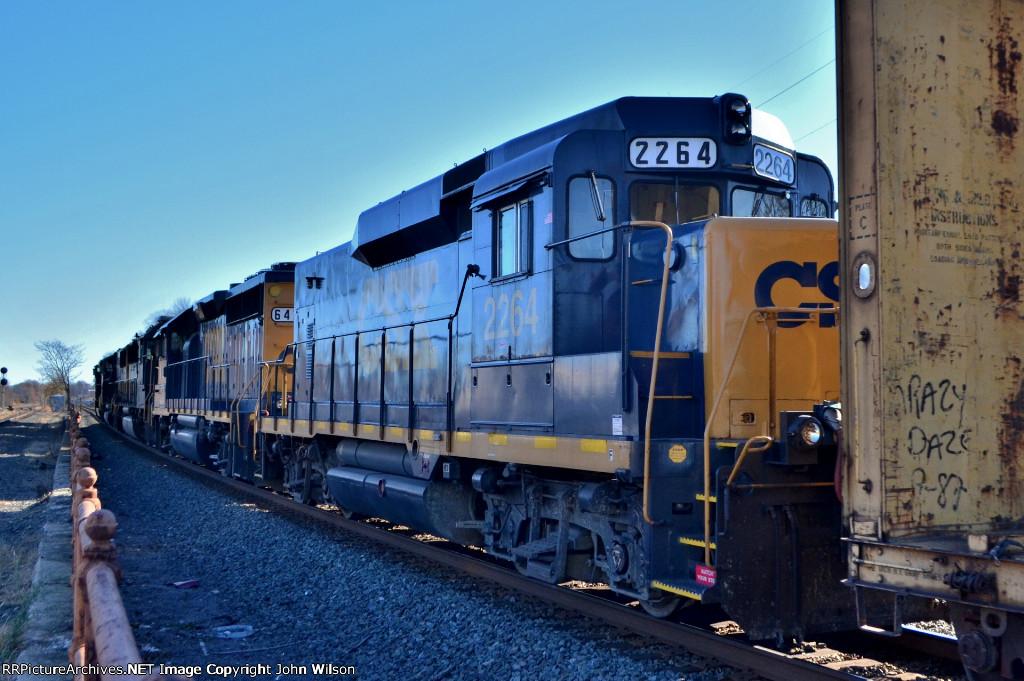 CSX 2264